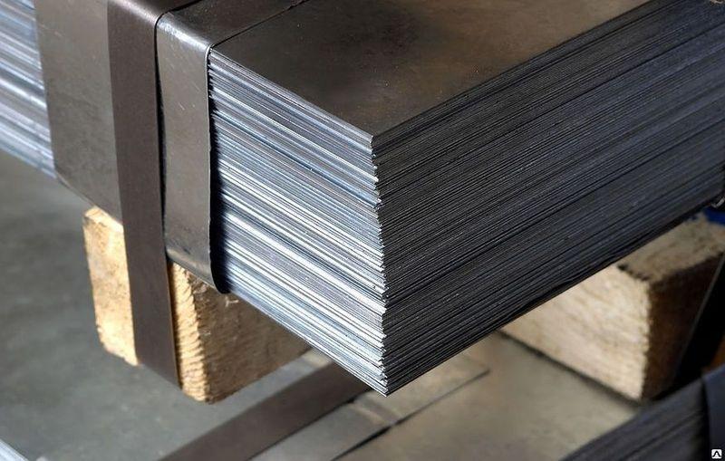 Лист нержавеющий 1,5х1250х2500  AISI 321 (12Х18Н10Т)